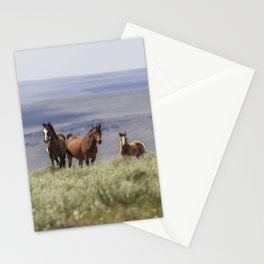 On the Mountain Stationery Cards