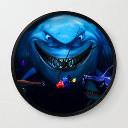 friendship fish Wall Clock