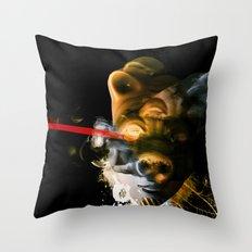 pagliaccio Throw Pillow