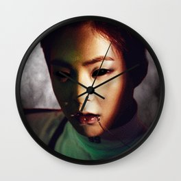 Demon Minseok Wall Clock
