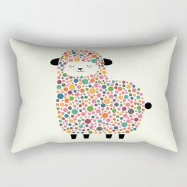 Bubble Sheep Rectangular Pillow