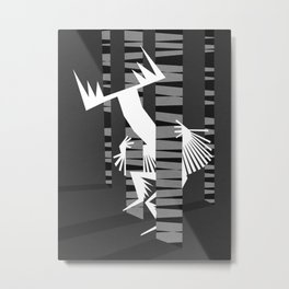 Prankster spirit Metal Print
