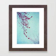 harmonize Framed Art Print