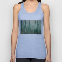 With Canvas Above, We Fall From The Sky Unisex Tank Top
