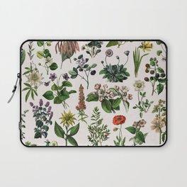 vintage botanical print Laptop Sleeve