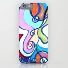 Free as a Butterfly Slim Case iPhone 6s