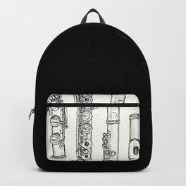 Flöte Backpack