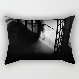 The Lens and the Soul - I - series Rectangular Pillow