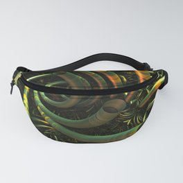 Snakes in the Grass Fanny Pack