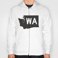 SEATTLE WASHINGTON//FIVE Hoody
