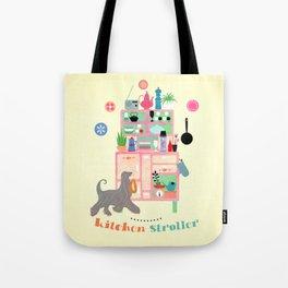 Kitchen Stroller Tote Bag