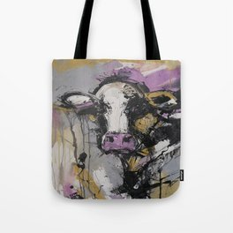 New Breed Cow 1 Tote Bag