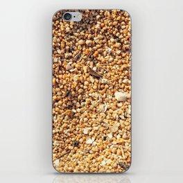 True grit - coarse sand iPhone Skin