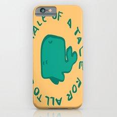 Whale Love Slim Case iPhone 6s