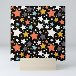 All About the Stars - Style H Mini Art Print