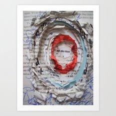 Personal Habit #1 Art Print