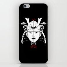 Perfect Samurai Slice iPhone & iPod Skin
