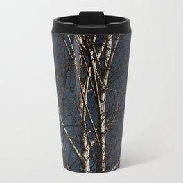 White Tree Travel Mug