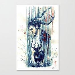Will Graham Canvas Print