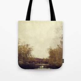 By The Riverside #1 Tote Bag