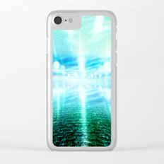 Oinopa Ponton Clear iPhone Case