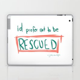 Rescued Laptop & iPad Skin