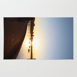 Seawall 3 Rug