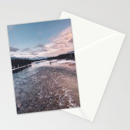 Icefields Parkway, AB IV Stationery Cards