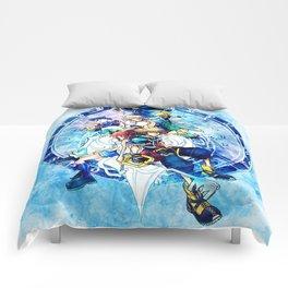 A Kingdom of Hearts Comforters
