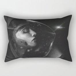dead_astronaut Rectangular Pillow