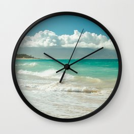 North Shore Wall Clock