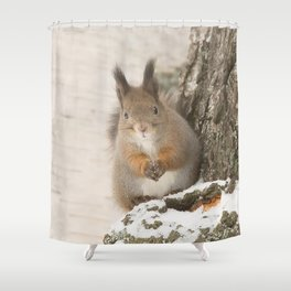 Hi there - what's up? Shower Curtain