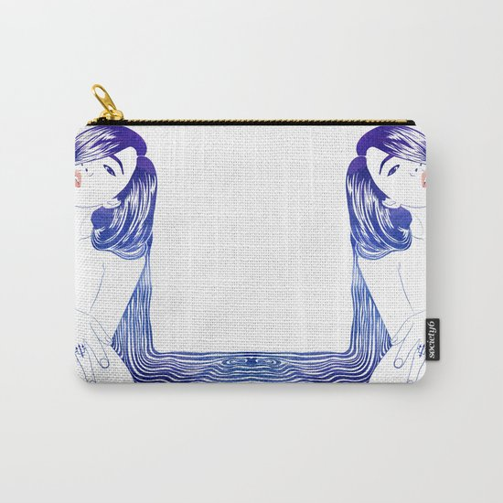 Water Nymph XL Carry-All Pouch