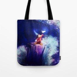 The Sorcerer's Apprentice Tote Bag