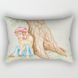Julie Depressed Rectangular Pillow
