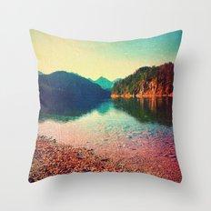 Bavaria  Throw Pillow