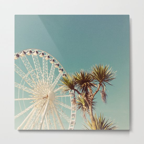 The Height of Summer Metal Print