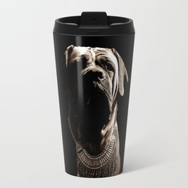 Dramatic Boerboel Travel Mug