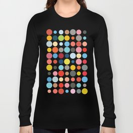 Tangled Up In Colour Long Sleeve T-shirt