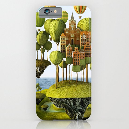 City in the Sky iPhone & iPod Case