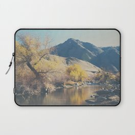 down by the river ... Laptop Sleeve