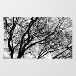 Tree Silhouette Series 1 Rug