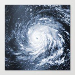 Hurricane Igor Canvas Print