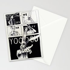 for those about to rock Stationery Cards