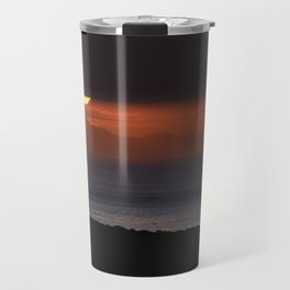 Tenerife Island At Sunrise. Travel Mug