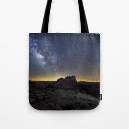 Mount Hoffman Tote Bag