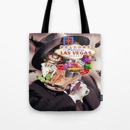 Las Vegas Maniac Tote Bag
