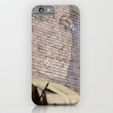Paint Brick Face Slim Case iPhone 6s
