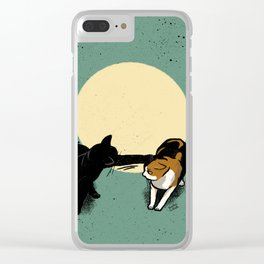 Educating Clear iPhone Case