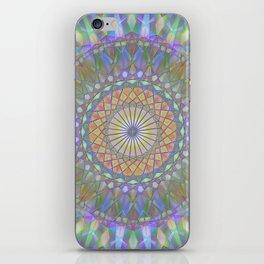 Crystal Mandala iPhone Skin